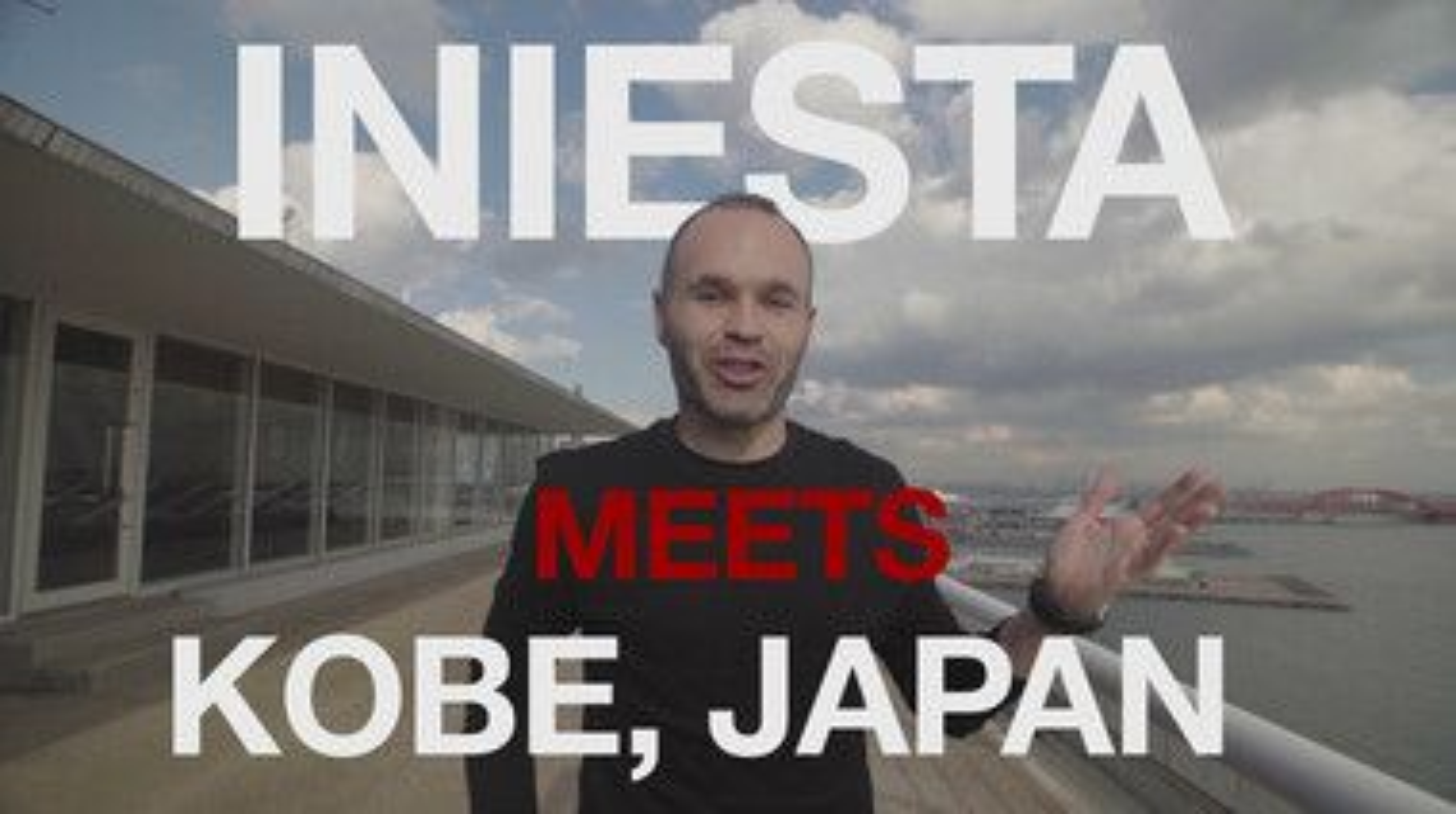 Iniesta TV: Discover Japan Episode 9: Iniesta Meets Kobe, Japan