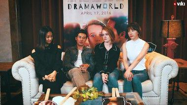 Dramaworld Cast Interview 2: Mundo de Drama