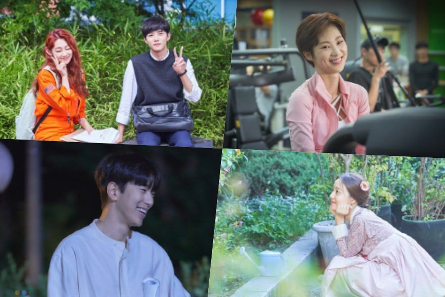 """""""Mama Fairy And The Woodcutter"""" Reveals Adorable Photos Of Cast Having Fun Behind The Scenes"""