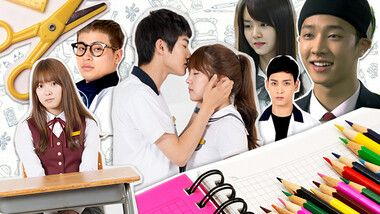 School-Themed Drama Specials