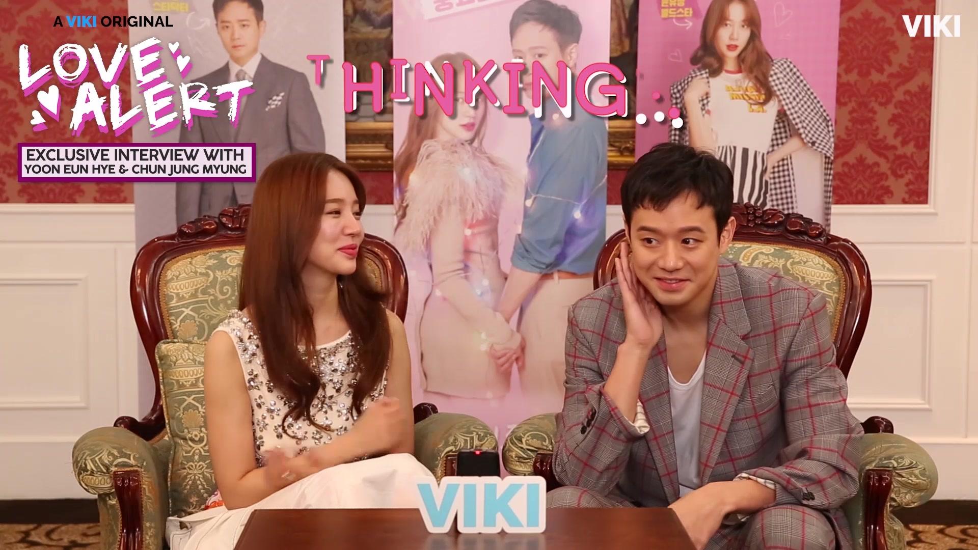 Exclusive Interview With the Cast: Alerta de amor
