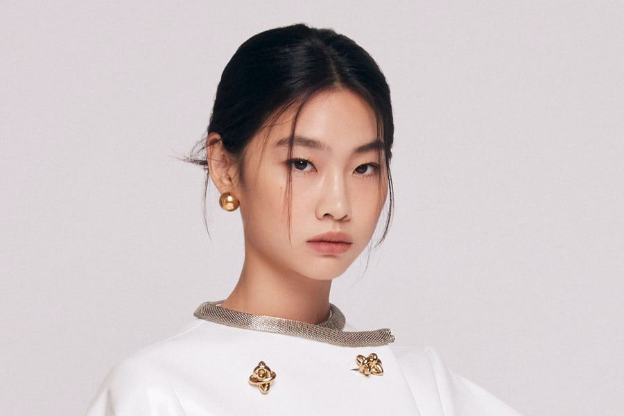 """""""Squid Game"""" Actress Jung Ho Yeon Becomes Louis Vuitton's Global Ambassador"""