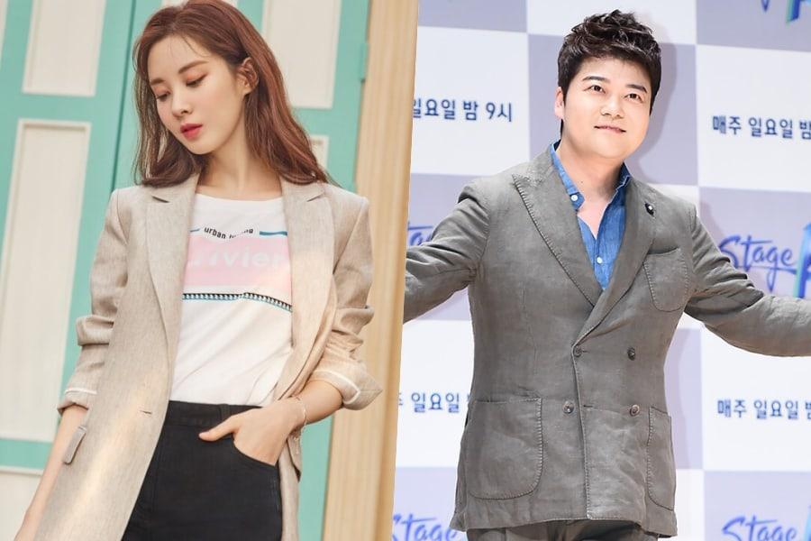 Seohyun SNSD dan Jun Hyun Moo