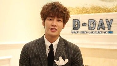 Kim Young Kwang's Shoutout to the Channel Team: D-Day