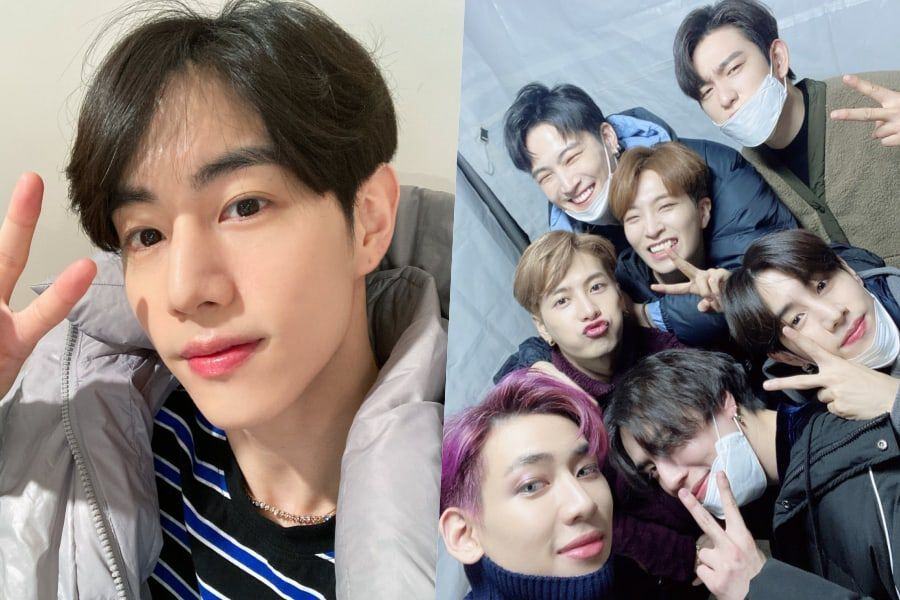 Mark Shares Heartfelt Post About GOT7's Future Following Reports About Group's Departure From JYPE