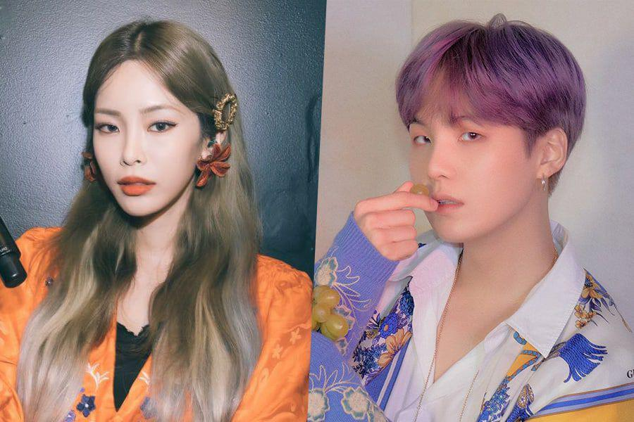 Heize Talks About Working With BTS' Suga And Taking 1st Place On A Music Show