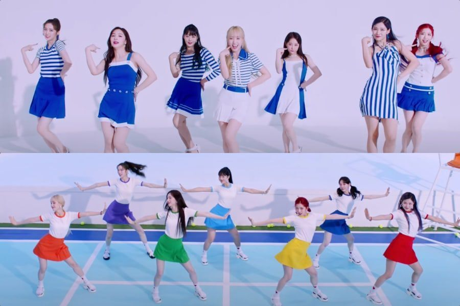 """Watch: Cherry Bullet Has A Party Together In Colorful """"Aloha Oe"""" Comeback MV 