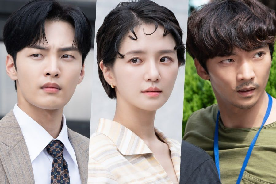 """Kim Min Jae And Hwang Hee Protect An Angry Park Gyu Young In """"Dali And Cocky Prince"""""""