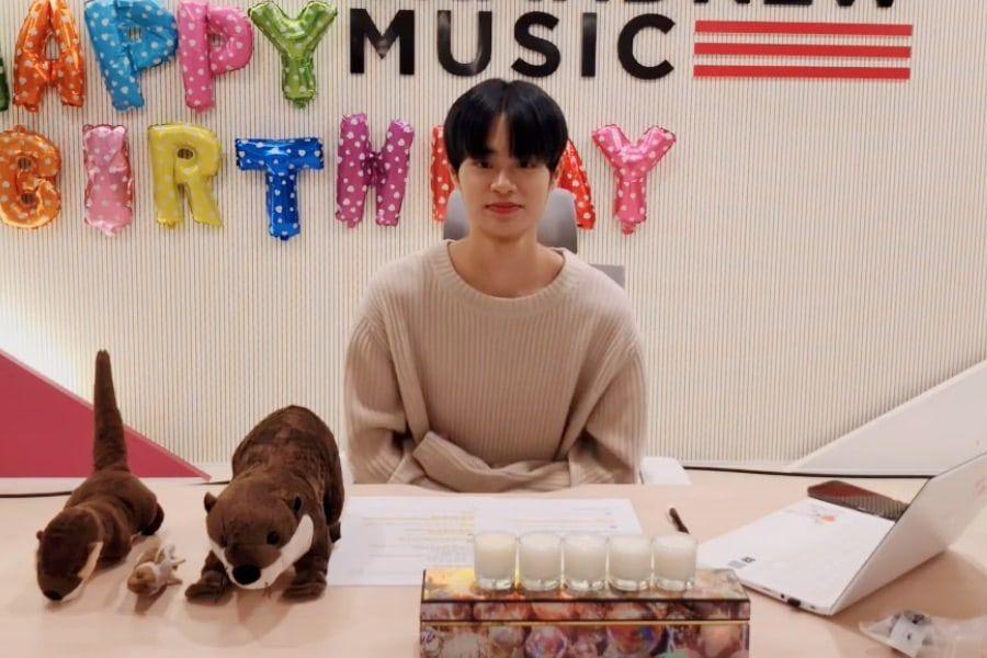 Lee Dae Hwi vorbește despre cadouri memorabile, dorințe de ziua de naștere și multe altele