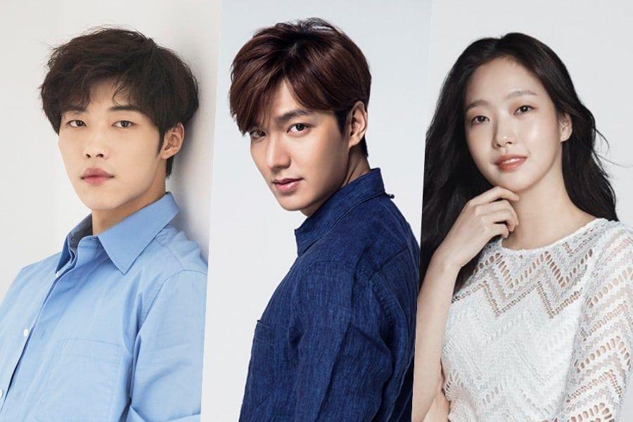 Woo Do Hwan confirmado para unirse a Lee Min Ho y Kim Go Eun en nuevo drama de la escritora Kim Eun Sook