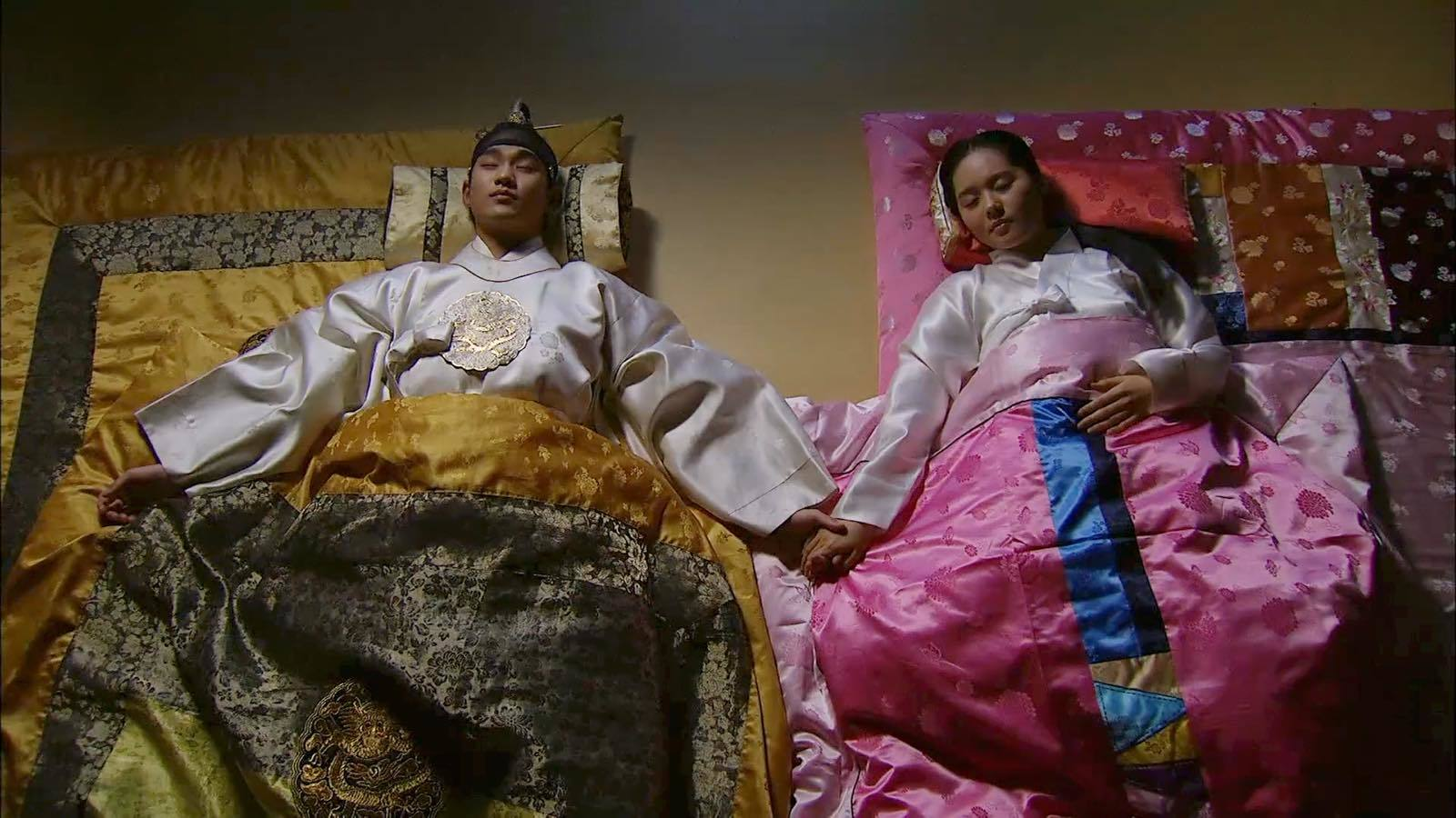 The moon that embraces the sun ep 18