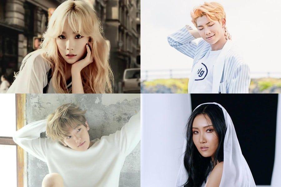 16 Idols K Pop Que Realmente Encajan Con Las Descripciones De Sus Signos Zodiacales Soompi
