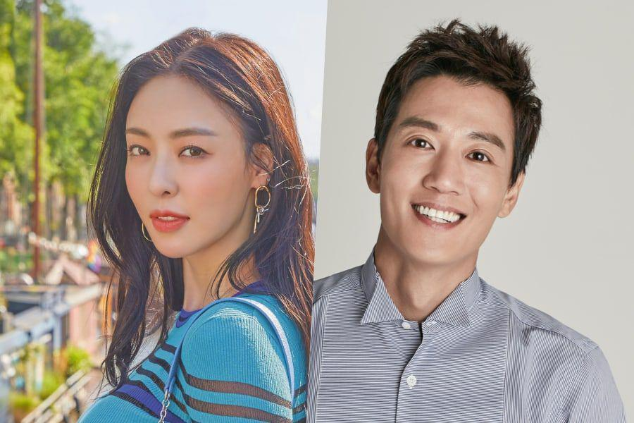 Lee Da Hee dan Kim Rae Won dalam Talks To Star dalam Drama Sci-Fi Baru yang Terinspirasi Darwin