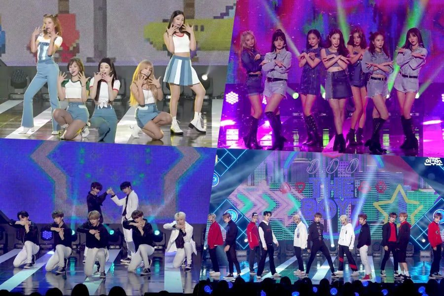 Watch: Red Velvet, CLC, VERIVERY, The Boyz, And More Perform