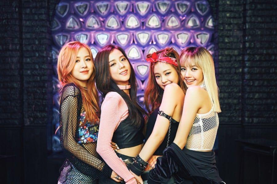 """""""Boombayah"""" de BLACKPINK se convierte en el primer MV debut de K-Pop en la historia en alcanzar 600 millones de vistas"""
