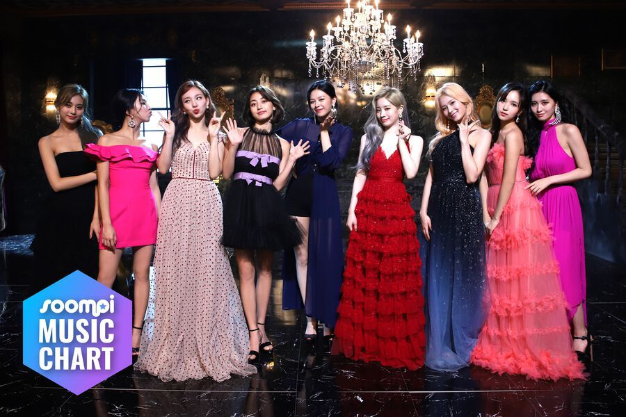 "TWICE's ""Feel Special"" Rises To No. 1; Soompi's K-Pop Music Chart 2019, October Week 2"