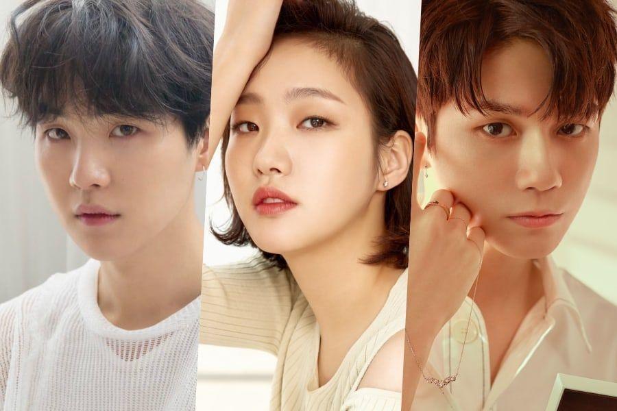 Tak girlfriend hyung shim Who's Actor