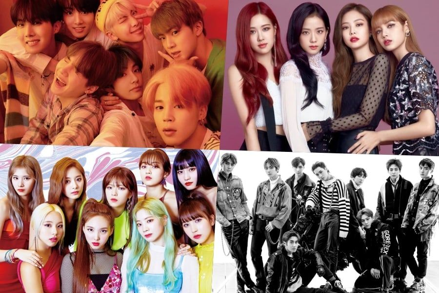 Spotify Announces Top K-Pop Artists Of 2019 + BTS Grabs No. 2 On Top Groups Of 2019 Chart
