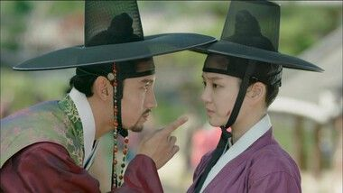 The Scholar Who Walks the Night Episode 5