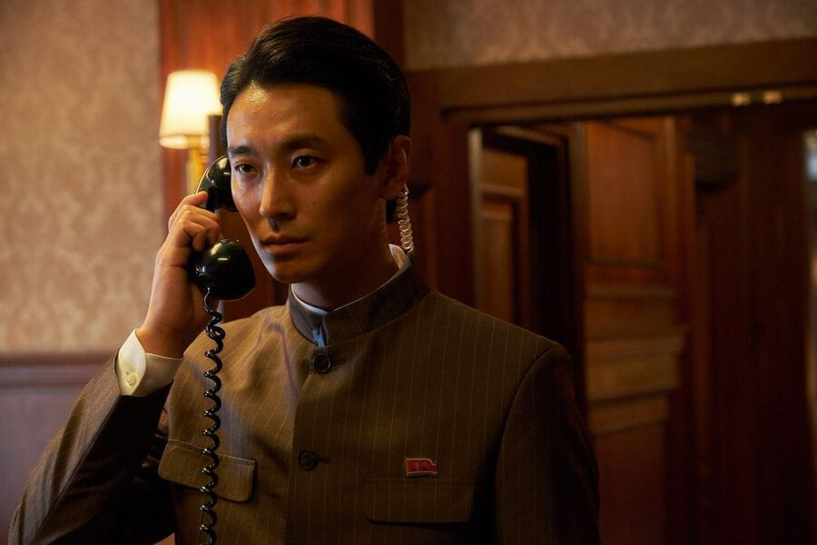 """Joo Ji Hoon Shares How His Unique Hairstyle For """"The Spy Gone ..."""