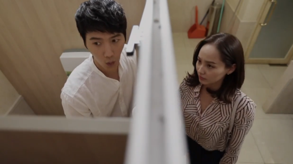 Eugene Unexpectly Meets Sang Woo All About My Mom -  -1239