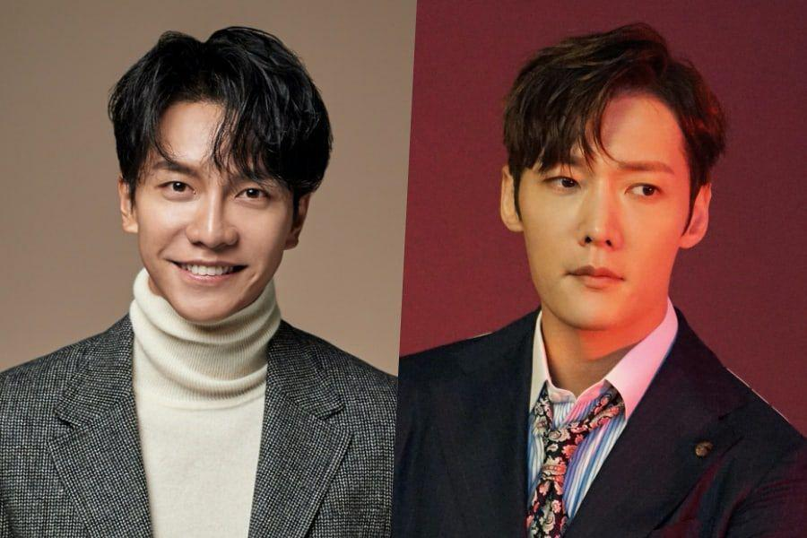 Lee Seung Gi and Choi Jin Hyuk In Talks For New Drama About Psychopaths