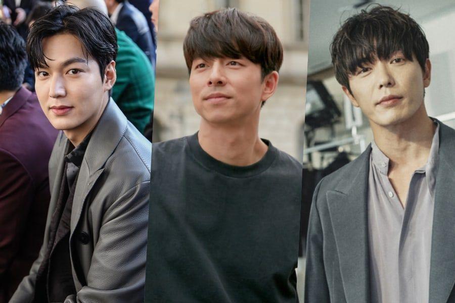 Lee Min Ho, Gong Yoo, And Kim Jae Wook Dazzle At Paris Men's Fashion Week
