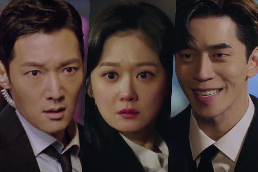 "6 Suspenseful Cliffhangers From ""The Last Empress"" Episodes"