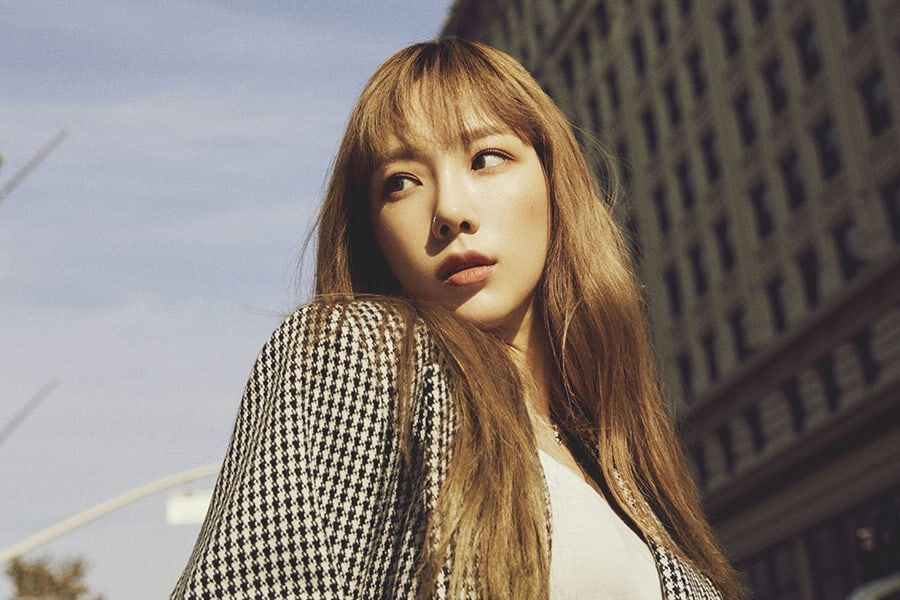 "Girls' Generation's Taeyeon Tops iTunes Charts Around The World With Repackaged Album ""Purpose"""