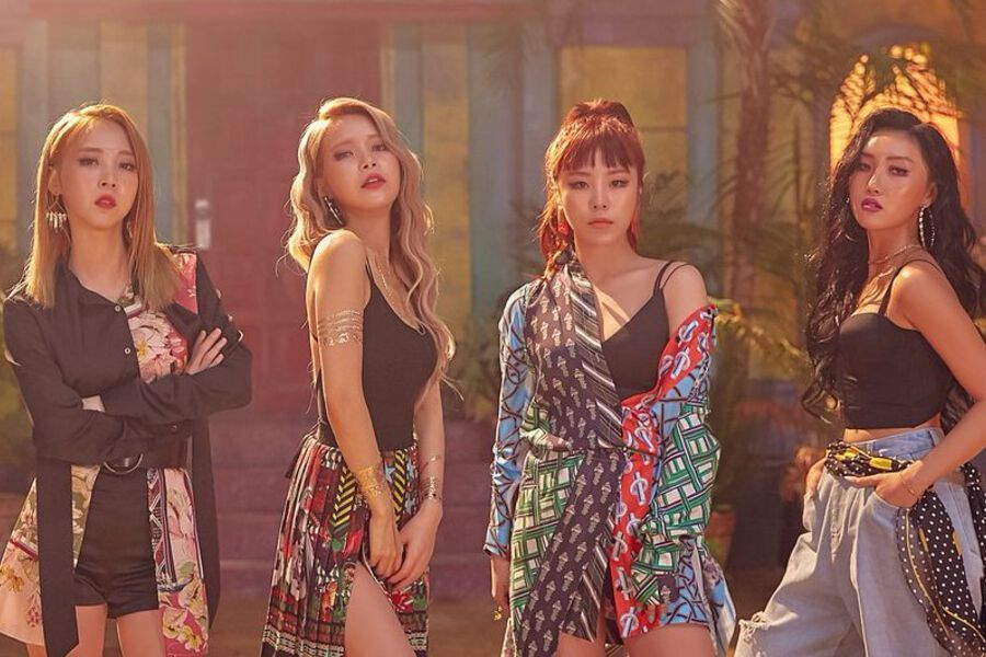 "MAMAMOO Confirmed To Appear On JTBC's ""Idol Room"" 