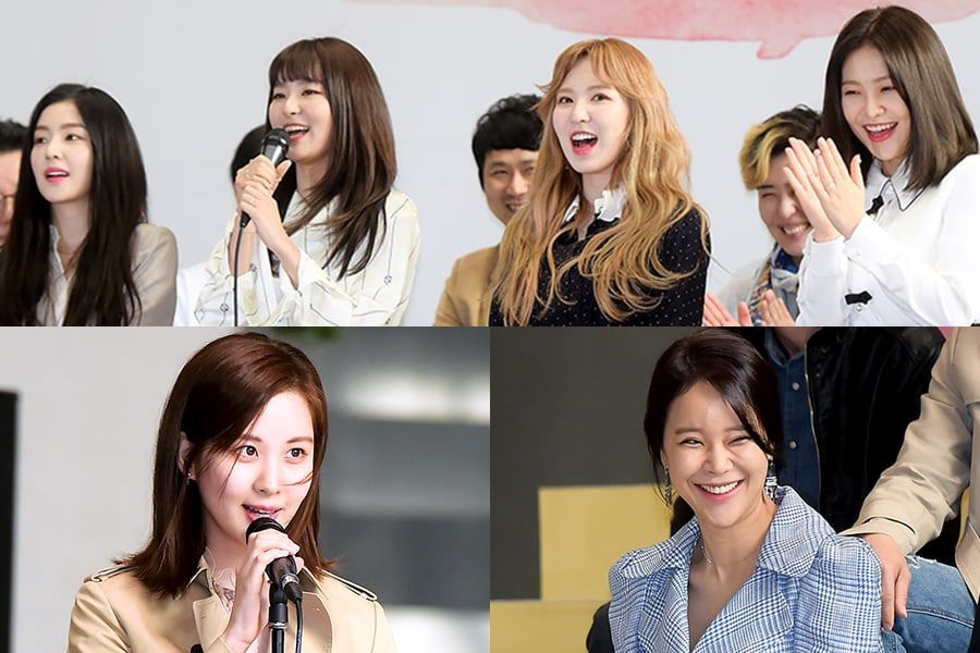 seohyun  red velvet  and more share comments before leaving for north korea