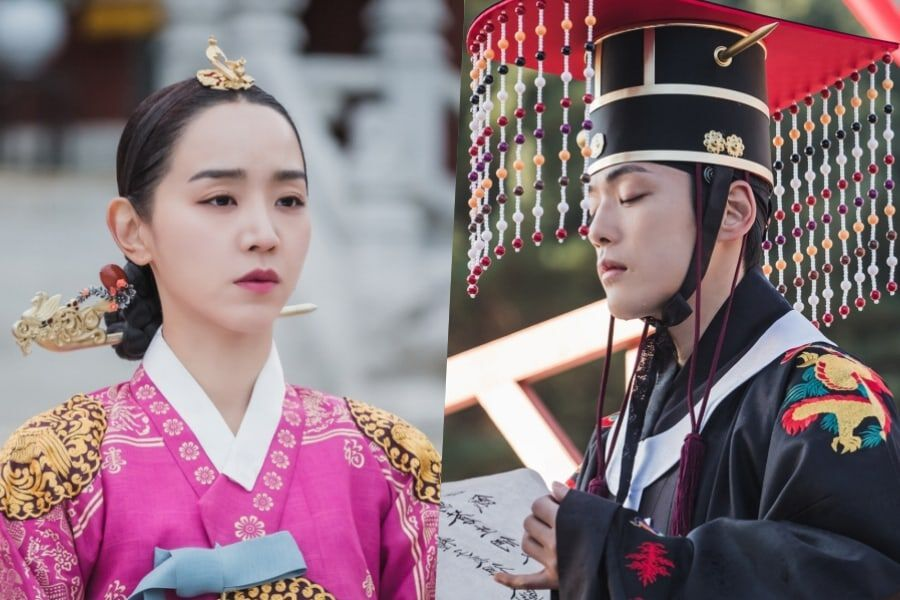 "Shin Hye Sun And Kim Jung Hyun Remain Calm In The Midst Of Crisis In ""Mr. Queen"""