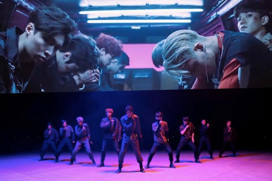 "EXO's ""Monster"" Becomes Their 1st MV To Surpass 350 Million Views"