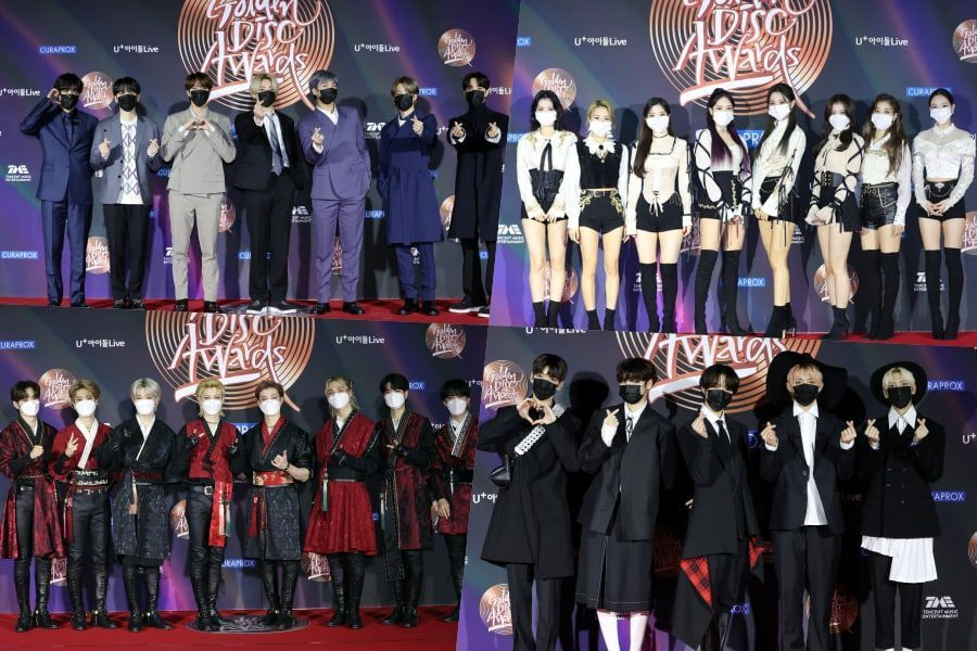 Red Carpet Looks From Day 2 Of The 35th Golden Disc Awards