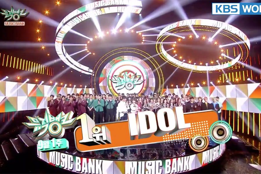 "Watch: BTS Takes 4th Win For ""IDOL"" On ""Music Bank""; Performances By Sunmi, MXM, NCT Dream, And More"