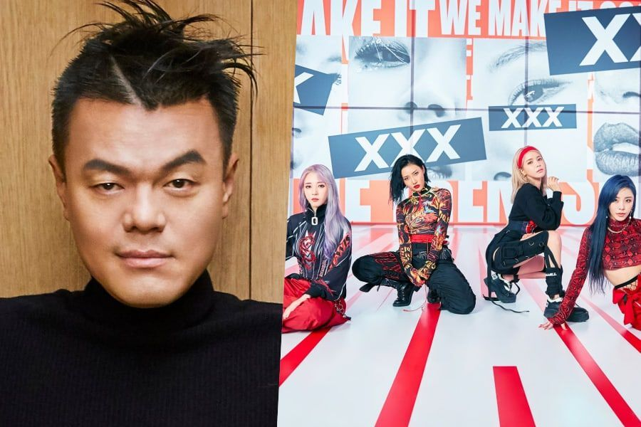 Update: Park Jin Young Joins 2019 MAMA Lineup + To Collaborate With MAMAMOO