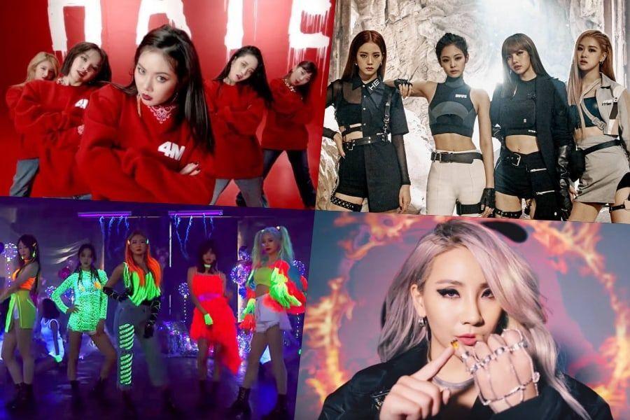 14 K-Pop Songs From Female Artists That Go Hard | Soompi