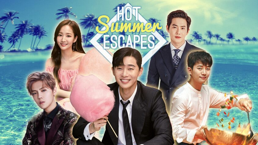 Hot Summer Escapes
