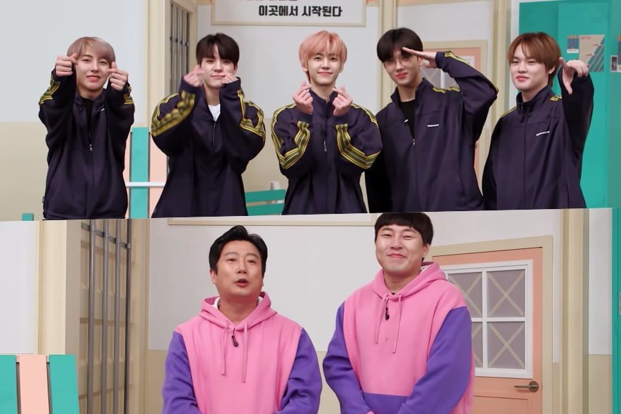Watch: NCT Dream Sharpens Their Skills As 1st Guest On Lee Soo Geun's New Idol Variety Show