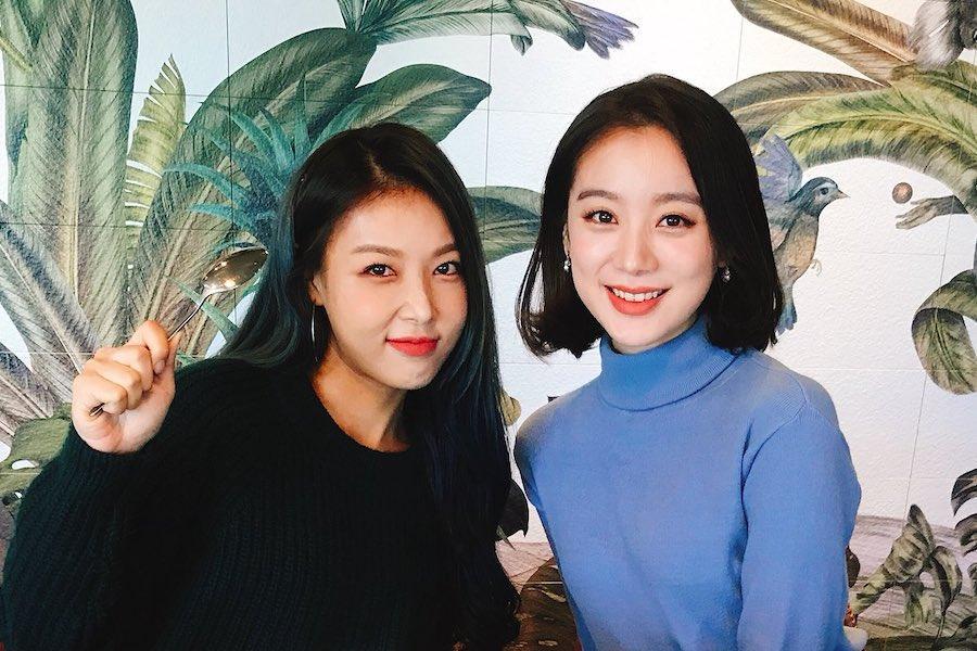 Yubin And Hyerim Part Ways With JYP Entertainment