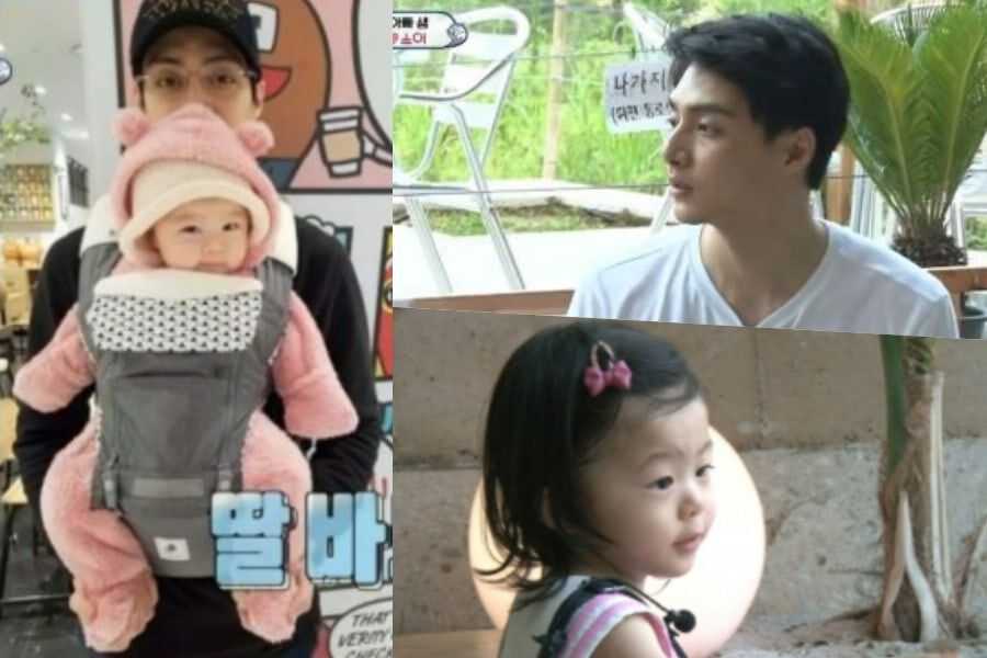 """Kim Joon Introduces His Daughter For 1st Time And Visits Set Of """"Boys Over Flowers"""