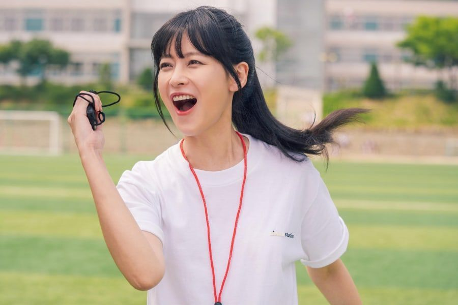 Oh Yeon Seo Gets Fired Up In 1st Images For New Romance Drama