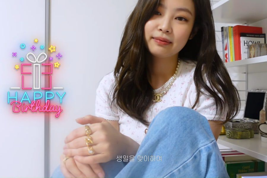 Watch: BLACKPINK's Jennie Launches Her Own YouTube Channel In Celebration Of Her Birthday - soompi