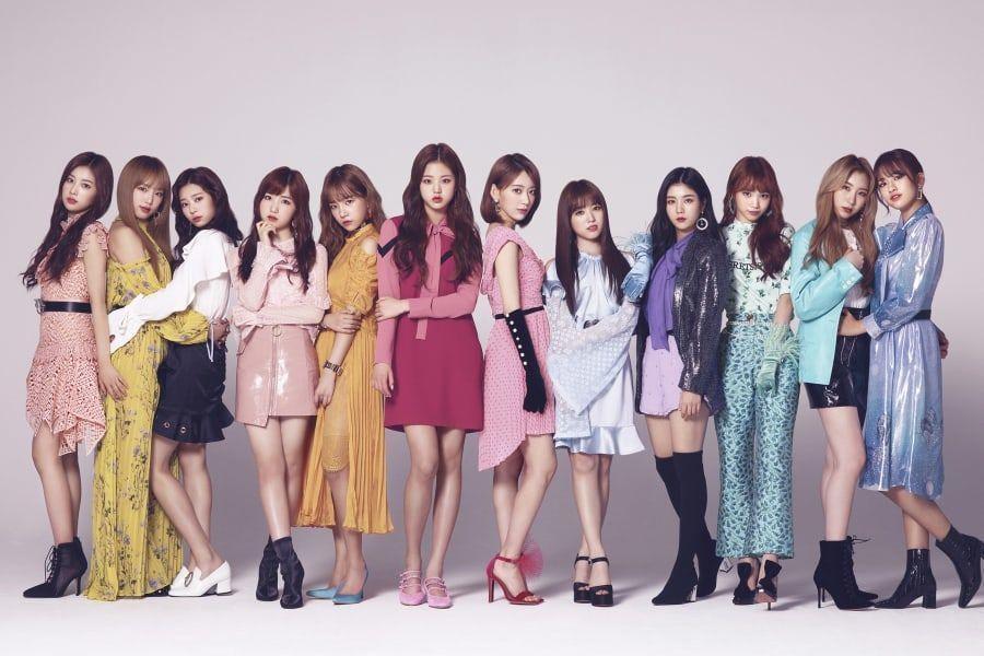 IZ*ONE consigue platino en Japón con su sencillo de debut