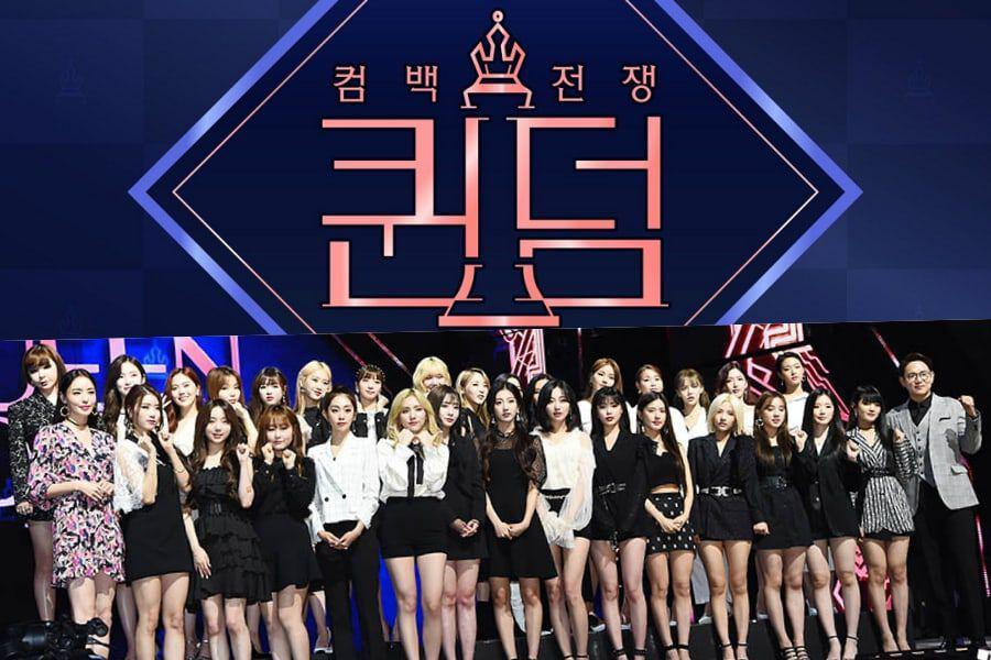 "Mnet Responds To Reports That Pre-Production For ""Queendom"" Season 2 Has Begun"