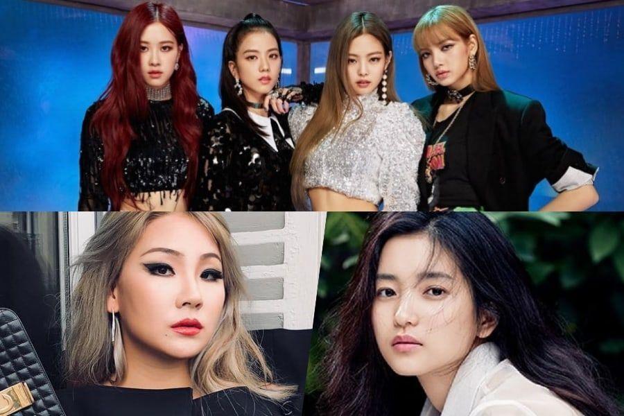 """BLACKPINK, CL, Kim Tae Ri y otros más seleccionados en la lista """"30 under 30 Asia"""" del 2019 de Forbes"""