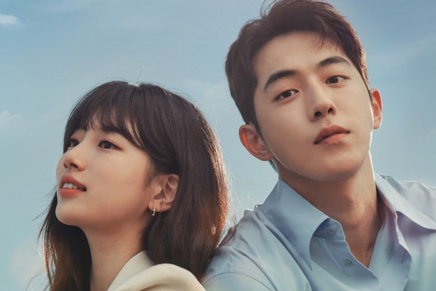 """Suzy And Nam Joo Hyuk Lean On Each Other For Support In New Poster For  """"Start-Up""""   Soompi"""