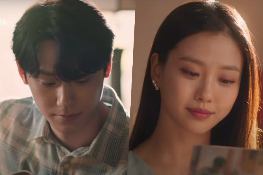 """Watch: Lee Do Hyun Prepares A Romantic Serenade For Go Min Si In """"Youth Of May"""" Teaser"""