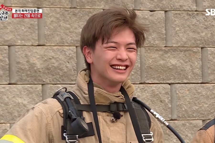BTOB's Yook Sungjae Earns Praise For Bold Actions During ...