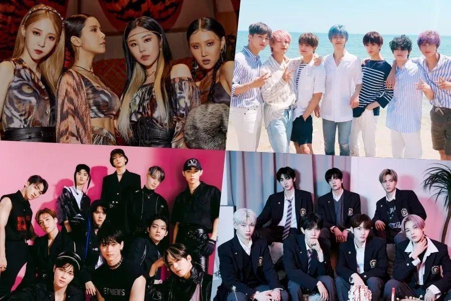 """El evento """"2021 Busan One Asia Festival"""" anuncia alineación final de artistas"""
